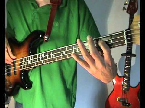 The Doors Riders On The Storm Bass Cover Youtube