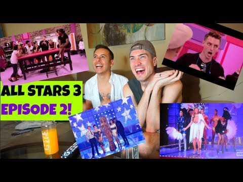 Rupaul's Drag Race All Stars Season 3 Episode 2 {REACTION}