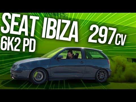 Seat Ibiza 6K2 PD 297 CV *JS Power*   AllSpeedDrive
