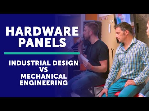 Industrial Design vs Mechanical Engineering