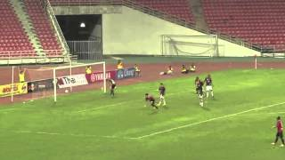 Thai Premier League 2012 Highlight TOP 3 Goals of the Week (1)
