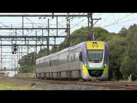 Vline & Metro Trains Melbourne  - Australian Railways & Public Transport