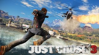 Just Cause 3 - E3 2015 Gameplay Trailer [1080p] TRUE-HD QUALITY