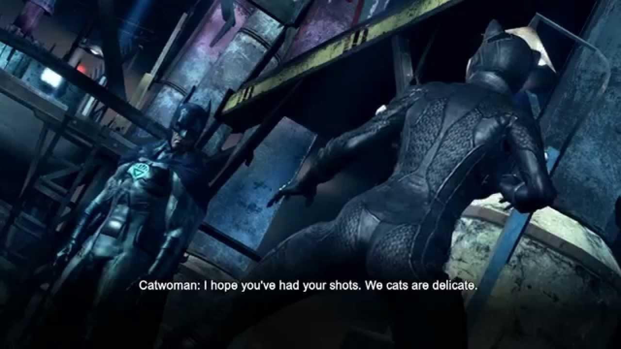 Batman vs catwoman final boss batman arkham origins blackgate batman vs catwoman final boss batman arkham origins blackgate hard voltagebd Image collections