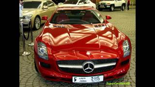 Crazy Cars Of Dubai (SLS AMG, LP640 and Much More)