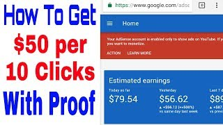 earning proof