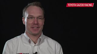 Interview with TGR WRT Team Principal