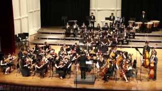 Sevilla from Suite Espagnole, Op. 47 | Mililani HS Symphony Orchestra | 2011 HASTA