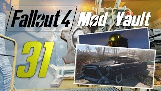 FALLOUT 4: Mod Vault #31 : HIGHWAYMAN - Personal Car Fast Travel