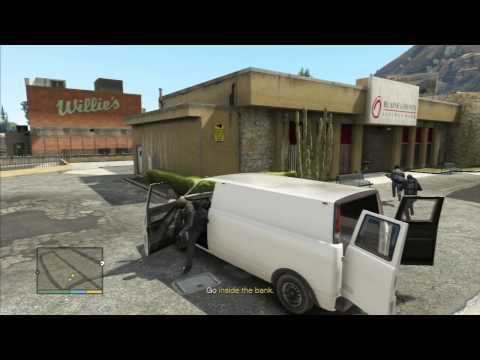 Grand Theft Auto V - Story Walkthrough - Part 70