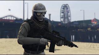 GTA 5 rainbow six outfits all operators   GTA 5 female & male military outfits