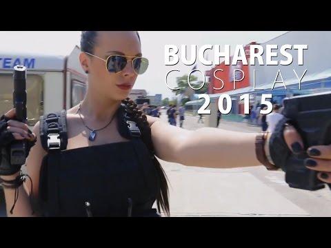 Bucharest Cosplay 2015 Music Video