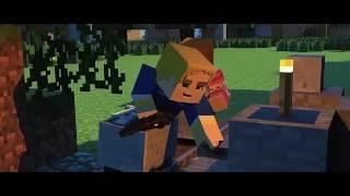HEROBRAIN   A Minecraft  Music Video