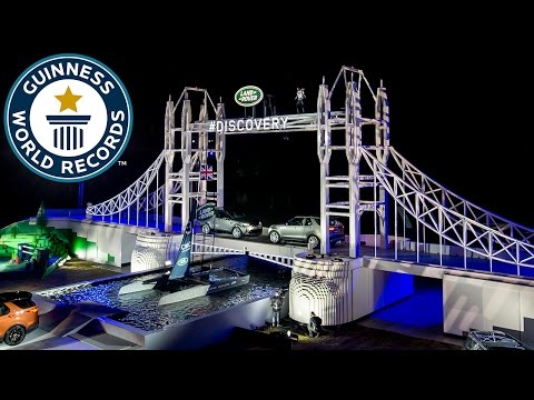 Largest Lego Sculpture - Guinness World Records