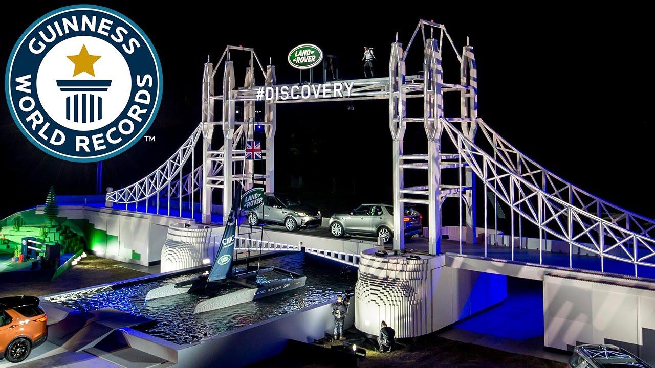 Image result for tower bridge Lego sculpture