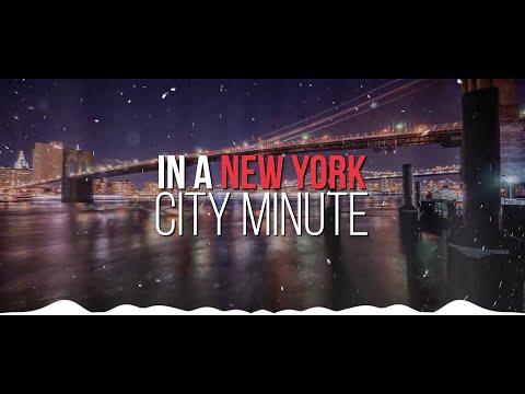 New York City Minute ft. Khalil D'jamaal (Lyric Video)