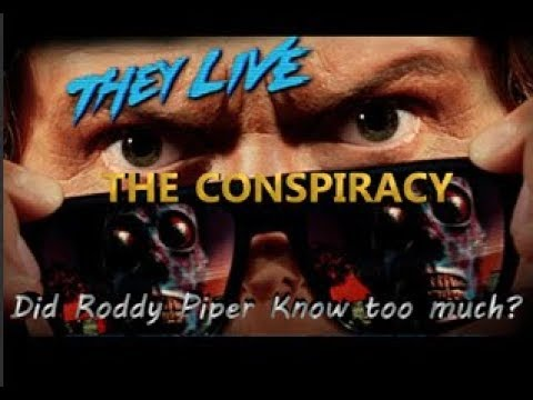THEY LIVE The Conspiracy!!! HD