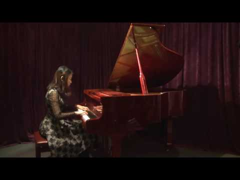 Weizhu Chen-Prescreening Video for MM Piano Performance