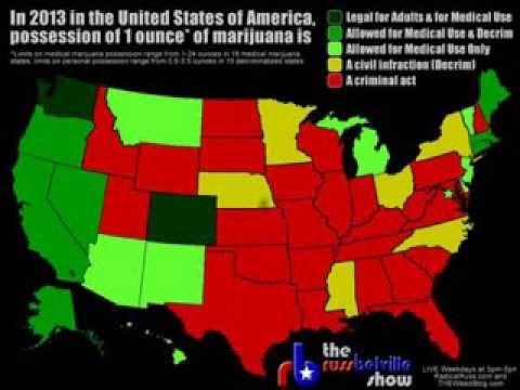 Anonymous - Rick Simpson Oil and Medical Marijuana States (Michigan)