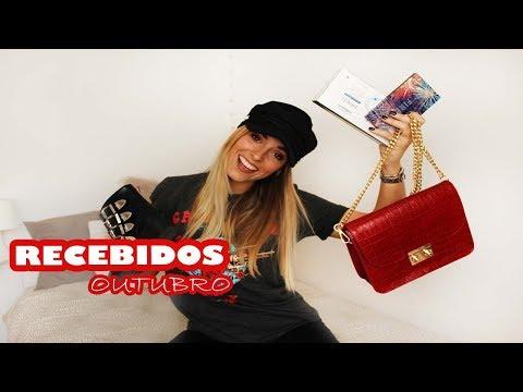RECEBIDOS DE OUTUBRO | LOAVIES, NA-KD, ROMWE, NYX | JOANA SEQUEIRA