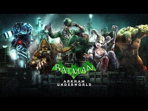 Batman: Arkham Underworld - Official Trailer