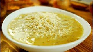 Луковый суп за 1 минуту - это невероятно вкусно и просто