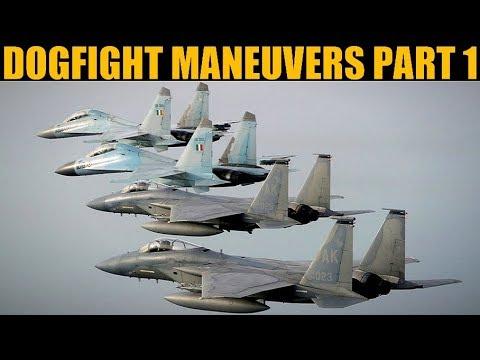 Air Combat: BFM Dogfight Maneuvers Tutorial Part 1 of 3 | DCS WORLD