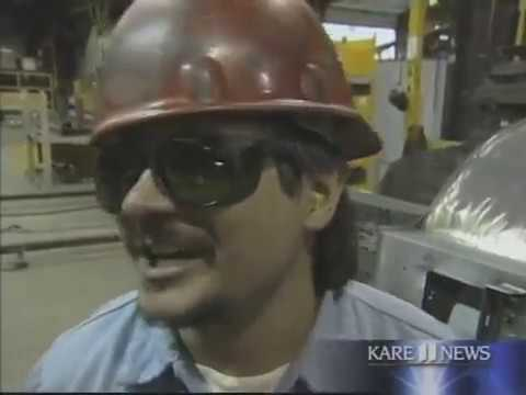 KARE 11 Classic:  License Plates