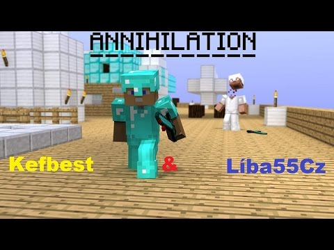 Annihilation -1 díl Timelaps[Lefi & Líba]