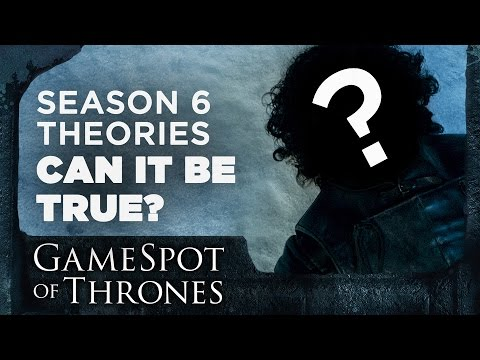 Jon Snow: Can it Be True? - GameSpot of Thrones