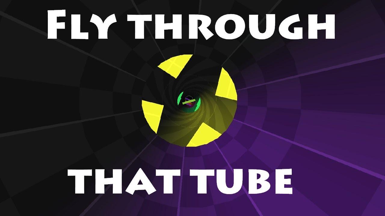 Resultado de la imagen para volar a través de ese tubo