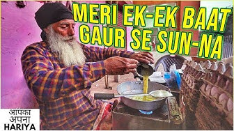 Delhi Street Food ke KING | SARDARJI Omelette Wale | Pragati Maidan