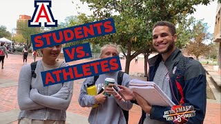 Are You Smarter Than A 5th Grader | UofA Athletes vs. Students