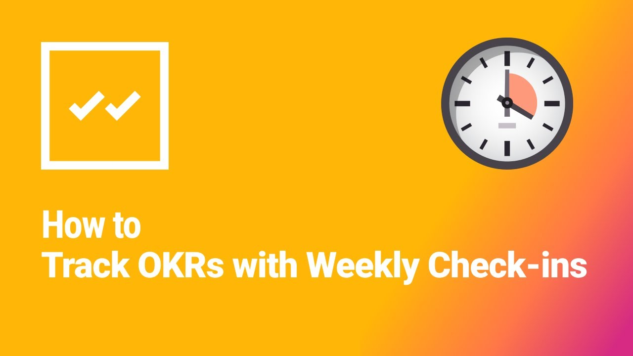 Okr Objectives And Key Results The Ultimate Okr Resource