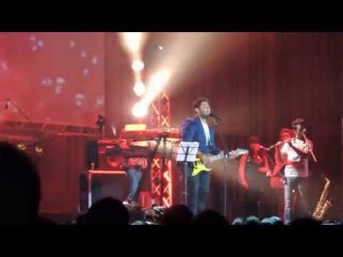 Main Dhoondne Ko Zamaane-Arijit Singh live in Mauritius