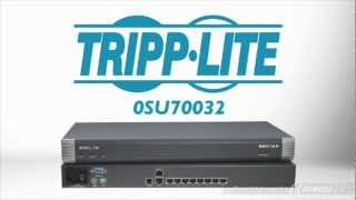Product Tour: Minicom by Tripp Lite 0SU70032A Digital KVM Switch