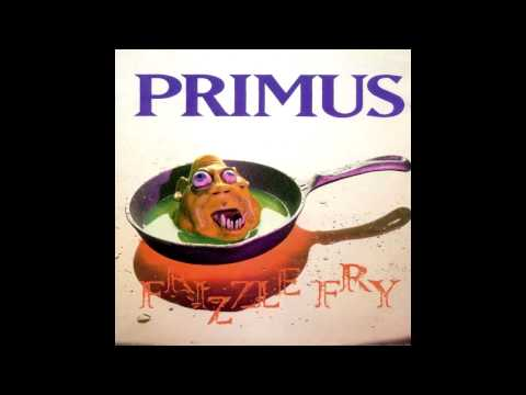 Primus - John The Fisherman (Bass Only)
