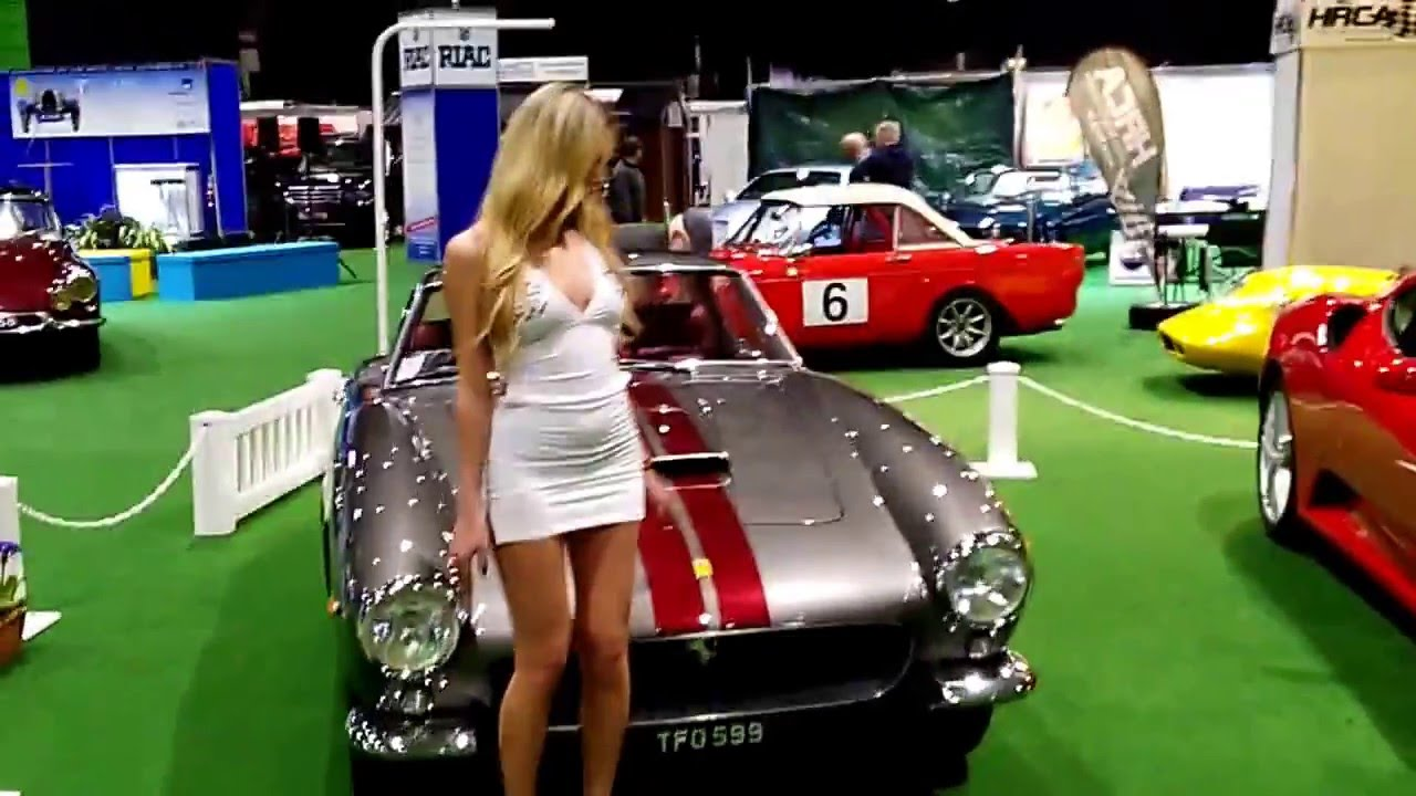 The Ferrari Club Ireland At The Classic Car ShowDublin YouTube - Ferrari car show