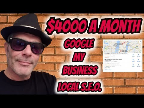 How To Rank In Google Maps - Google My Business -  Rank In Top 3 -  Local S E O