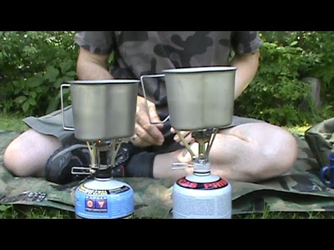3 Refilling Isobutane Stove Cartridges And A Little Ab