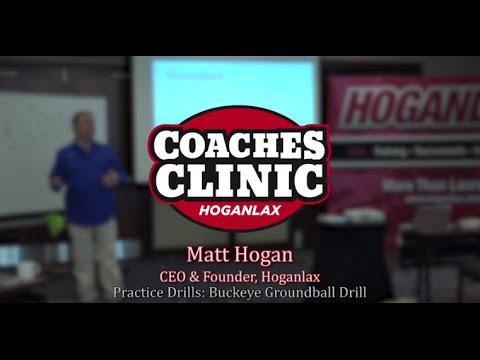 Practice Drills w/ Matt Hogan: Buckeye Groundball Drill