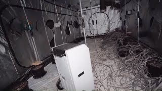 Found UK'S Drug Lords CANNABIS FARM Deep Underground (TOP SECRET)