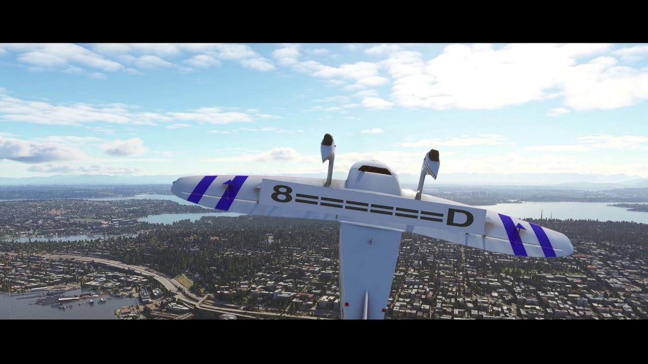 Microsoft Flight Simulator E3 2019 - YouTube