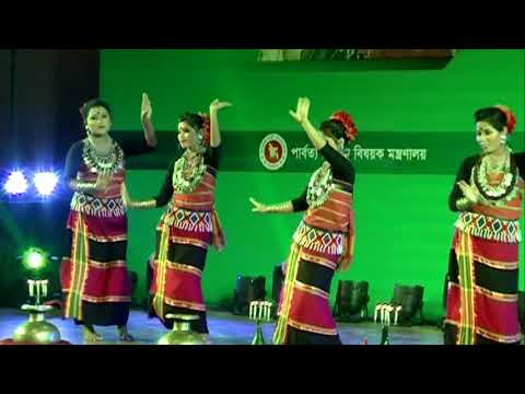 Ministry of Chittagong Hill Tracts Affairs, Chakma Dance Artists' Excellent Dance