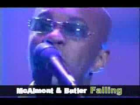 McAlmont & Butler - Falling Live