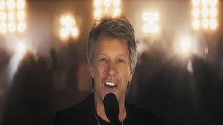 This is a self-made music video of Bon Jovi's brand-new song Walls....
