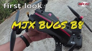MJX Bugs B8 [New Racer 250mm][MJX Courtesy]
