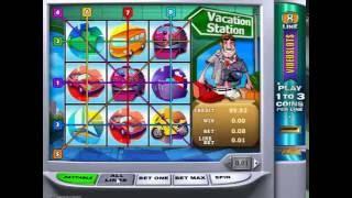 Игровой автомат Vacation station от Playtech