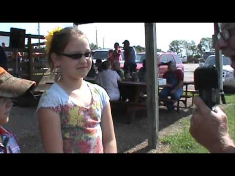 Will and Veronica Chariton county fair interview