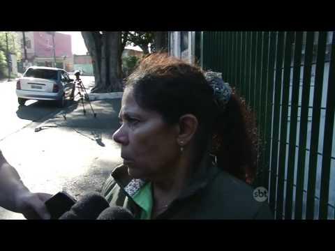 SBT Brasil (05/07/16) Motorista invade acostamento, mata ciclista e foge sem prestar socorro
